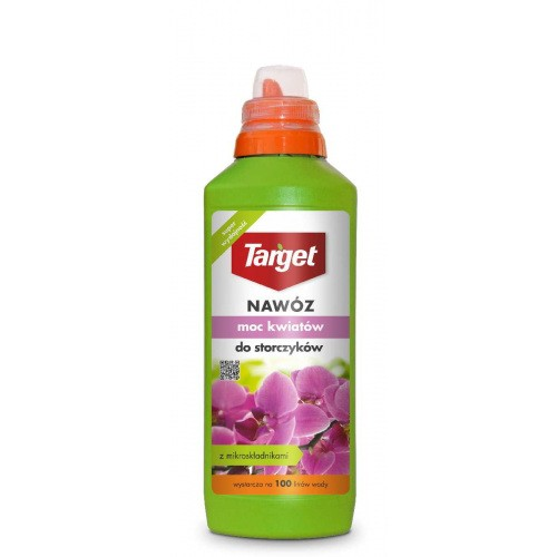 Nawóz W Płynie Do Storczyków Target 0,5l