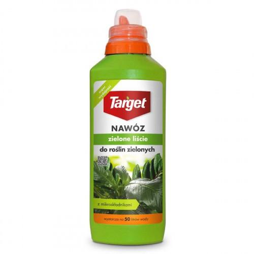 Nawóz Zielone Liście Do Roślin Zielonych 0,5l Target