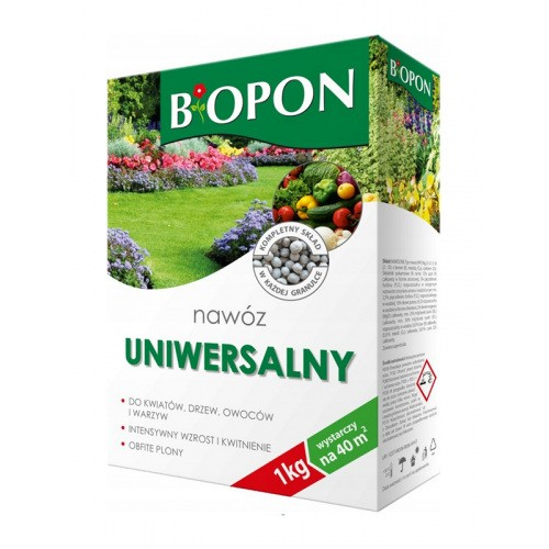 Nawóz Uniwersalny 1kg Biopon