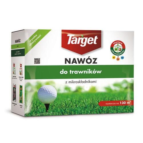 Nawóz Granulowany Do Trawników Z Mikroskładnikami 4kg Target