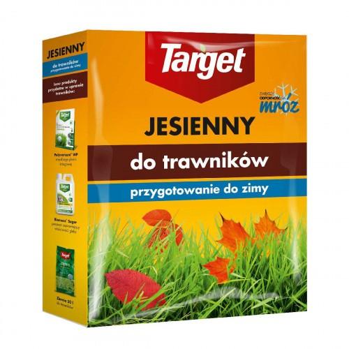 Nawóz Granulowany Jesienny Do Trawników 1kg Target
