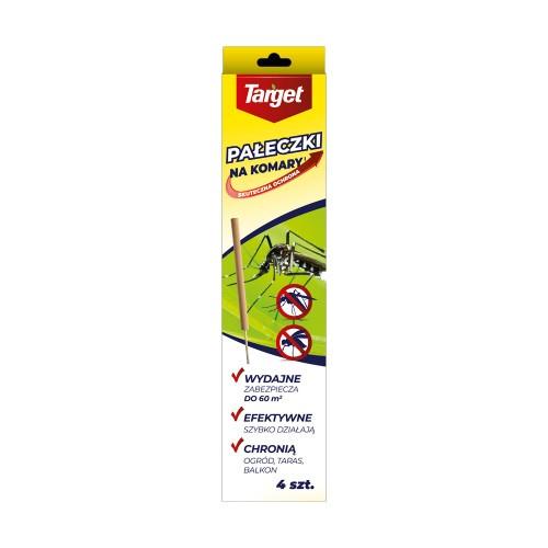 Pałeczki na Komary 4szt Target