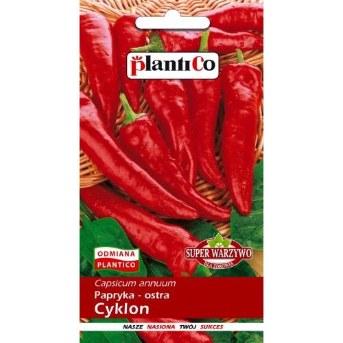 Papryka Gruntowa Cyklon 0,5g PlantiCo