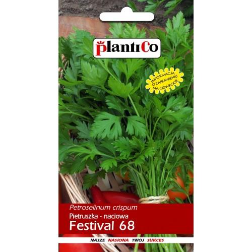 Pietruszka Liściowa Festival 5g PlantiCo