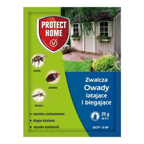 Protect Home Zwalcza Owady Latające i Biegające 25g Bayer