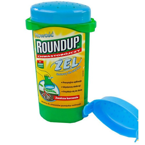 Roundup Ultra żel Gotowy Do Użytku 140ml Substral