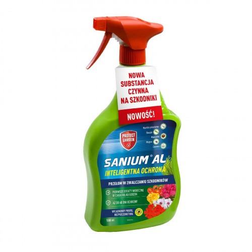 Sanium AL 1l Bayer Na Mszyce Mączlik Skoczki Misecznik