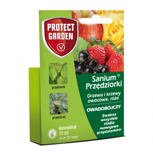 Sanium 15ml Przędziorki 240sc Bayer