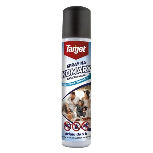 Spray na Komary i Kleszcze 90ml Target