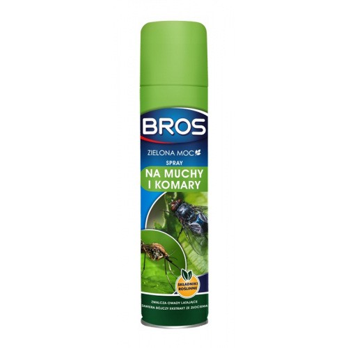 Spray Na Muchy i Komary Zielona Moc Bros