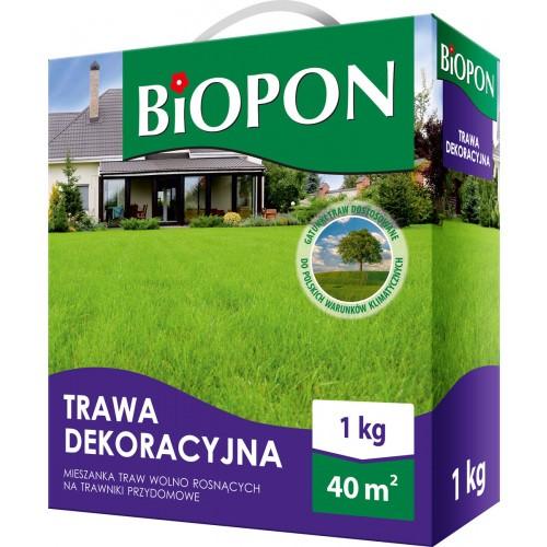 Trawa Dekoracyjna 1kg Biopon
