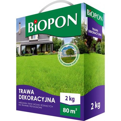 Trawa Dekoracyjna 2kg Biopon