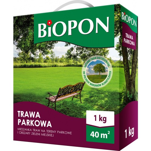 Trawa Parkowa 1kg Biopon