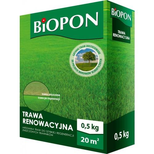Trawa Renowacyjna 0,5kg Biopon