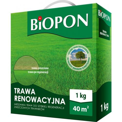 Trawa Renowacyjna 1kg Biopon