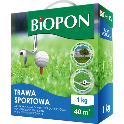 Trawa Sportowa 1kg Biopon