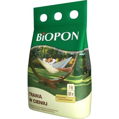 Trawa W Cieniu 5kg Biopon