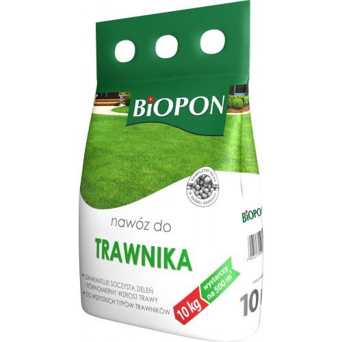 Nawóz Do Trawnika 10kg Biopon