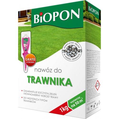 Nawóz Do Trawnika 1kg Biopon
