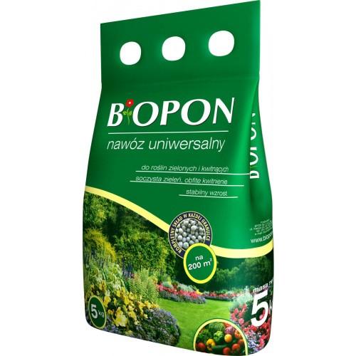 Nawóz Uniwersalny 5kg Biopon worek