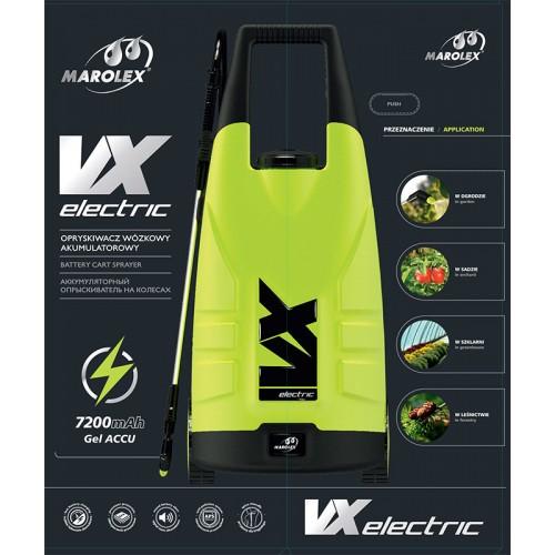 Opryskiwacz Vx 20l Akumulatorowy Marolex Nowość!!