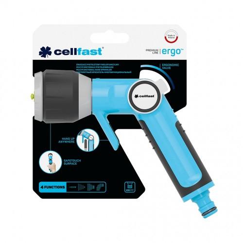 Cellfast Zraszacz Pistoletowy Wielofunkcyjny ERGO 53-330