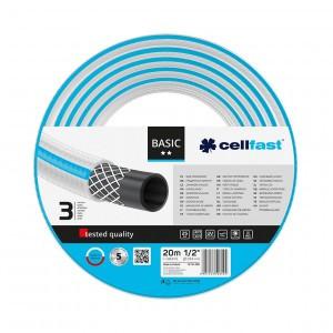 """Cellfast Wąż Ogrodowy BASIC 1/2"""" 20m"""