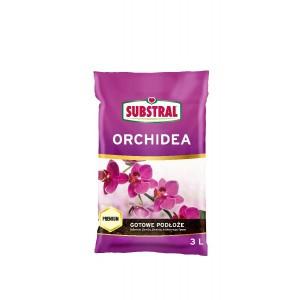 Podłoże Ziemia Orchidea 3l Substral