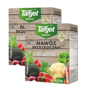 2szt Nawóz Ekologiczny do Warzyw 1kg Target
