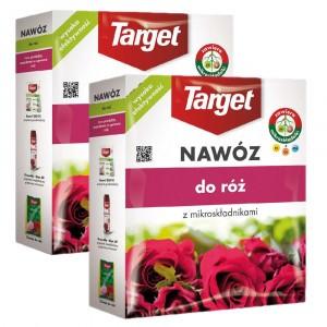 2szt Nawóz Granulowany Do Róż 1kg Target