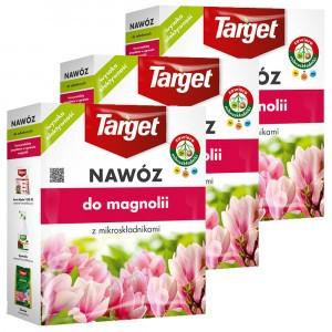 3szt Nawóz Granulowany Do Magnolii 1kg Target