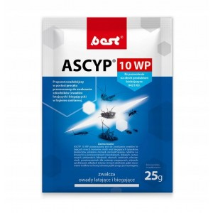 Ascyp 10wp Komary, Muchy, Mole 25g Best Pest