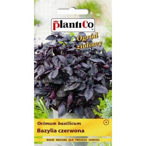 Bazylia Czerwona 0,5g PlantiCo
