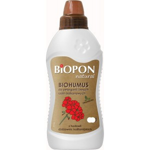 Biohumus Natural Do Pelargonii 1l Biopon