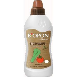 Biohumus Natural Do Warzyw i Ziół 1l Biopon