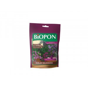 Koncentrat Rozpuszczalny Do Roślin Balkonowych Biopon 250g