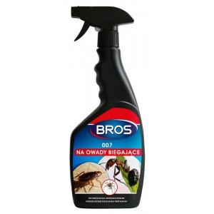 007 Na Owady Biegające (karaluchy) 500ml Bros