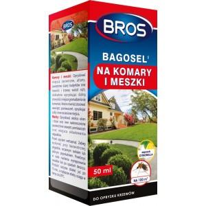 Bagosel 100ec Komary Muchy Meszki 50 Ml Bros