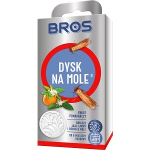Dysk Na Mole Zapach Pomarańczy Bros