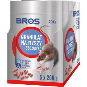Granulat na Myszy i Szczury 1kg