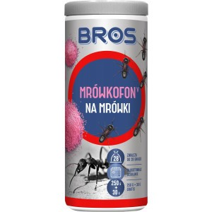 Mrówkofon środek Na Mrówki 250+30g GRATIS Bros