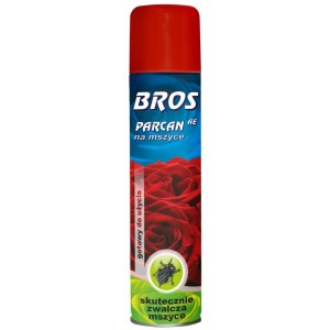 Parcan Ae Zwalcza Mszyce Spray 250ml Bros