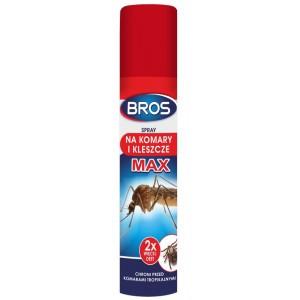 Spray Na Komary I Kleszcze Max 90ml Bros