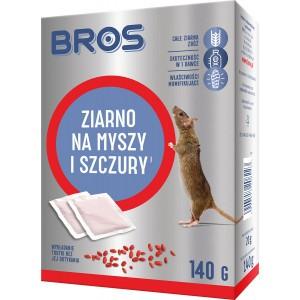 Ziarno na Myszy i Szczury 140g