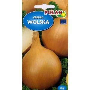 Cebula Wolska Nasiona 5g Polan
