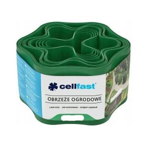 Cellfast Obrzeże ogrodowe 10cm x 9m zielone