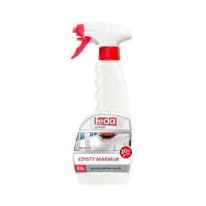 Spray Płyn Marmur Do Czyszczenia Marmuru 600ml Czysty Marmur Feda