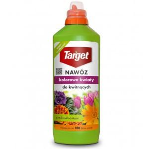 Nawóz W Płynie Do Roślin Kwitnących Target 0,5l