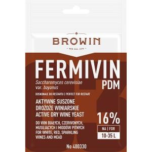 Drożdże Suszone Fermivin - 7g