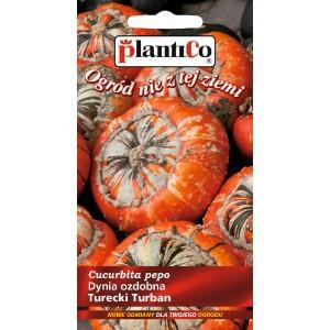 Dynia Ozdobna Turecki Turban 2g PlantiCo